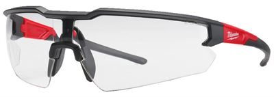 MILWAUKEE CLEAR ENHANCED SAFETY GLASSES