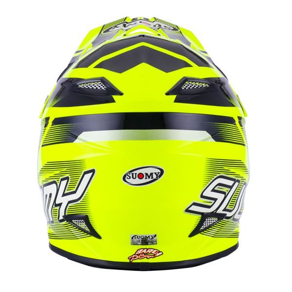 MR JUMP SPECIAL BLACK-YELLOW FLUO