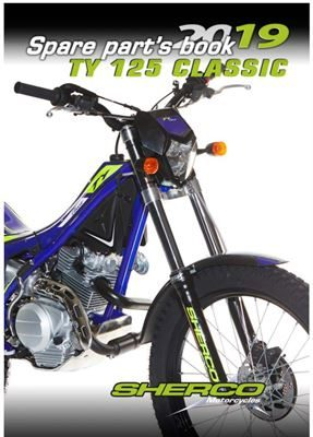 TY125 Cover
