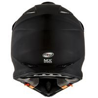 MX SPEED PLAIN MATT BLACK (2)