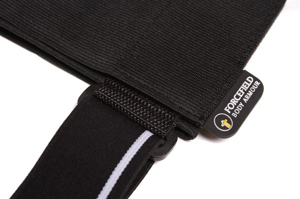 Freelite Back Protector - strap close up