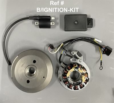 SHERCO COMPLETE IGNITION CONVERSION KIT - OLD MODELS