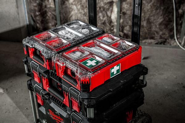 MILWAUKEE PACKOUT FIRST AID KIT