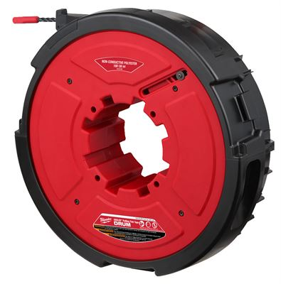 MILWAUKEE 60M NON.CON. POLY DRUM