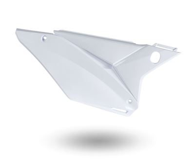 SHERCO NUMBER PLATE RIGHT SE/SEF WHITE/WHITE