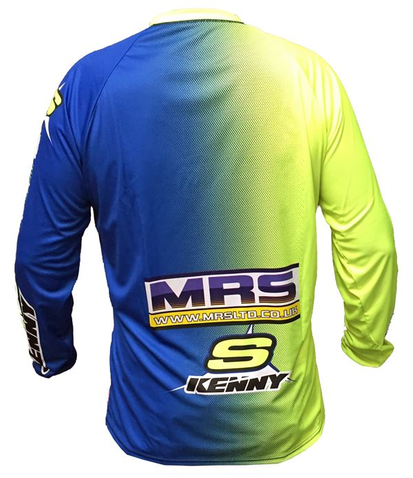 Enduro team Shirt_Back.2018