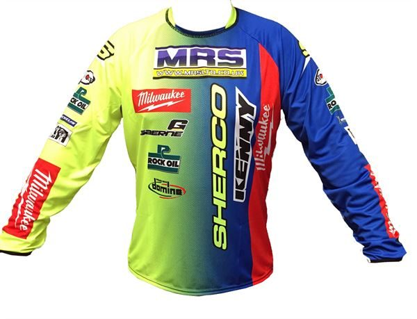 Team Enduro Shirt_Front.2018