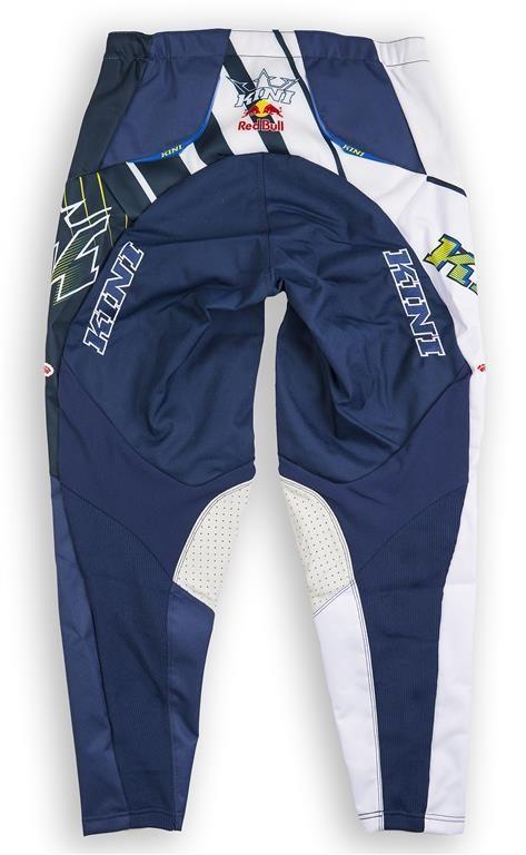 Kini-RB Vintage Pants yellow_blue back (Mittel)