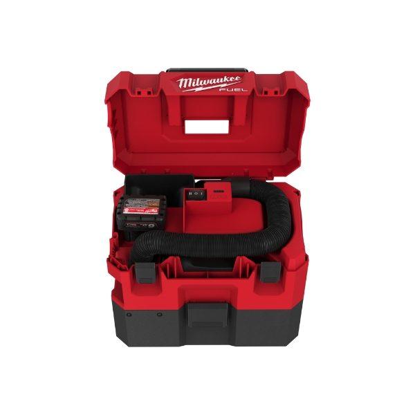 MILWAUKEE M12FVCL-0 WET/DRY VAC