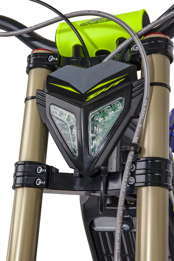 Sherco 2022 Factory Trials Extra Images