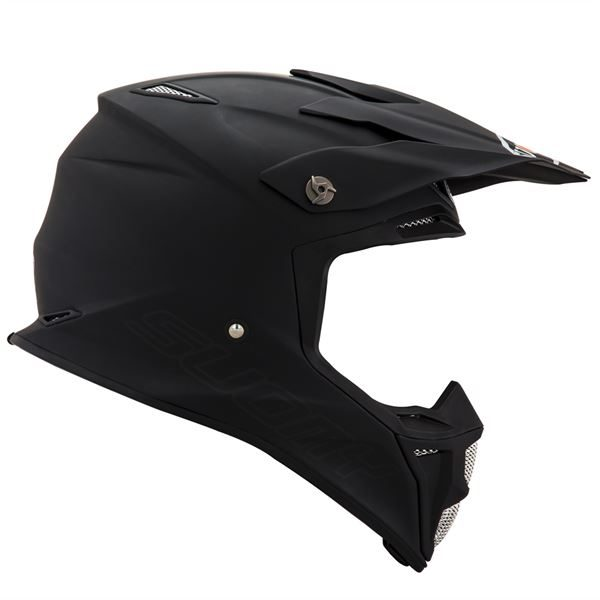 MX SPEED PLAIN MATT BLACK (4)