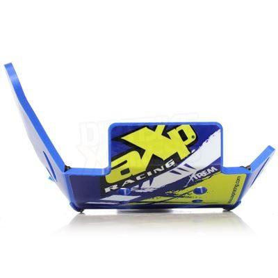 SHERCO AXP SKID PLATE XTREM BLUE 250/300
