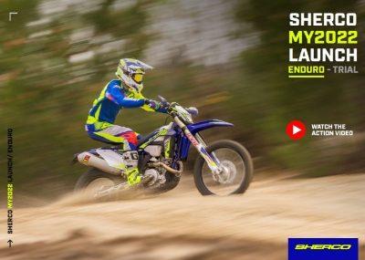 Sherco 2022 Motorcycles