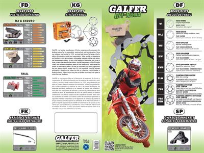 Galfer Front Cover_Off Road