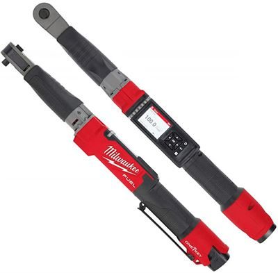 Milwaukee-M12-Digital-Torque-Wrench-Top-and-Side-Views