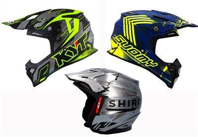 Helmet Range