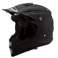 MX SPEED PLAIN MATT BLACK (5)