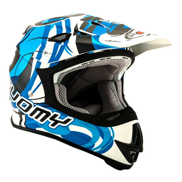 Suomy Mr Jump Vortex Blue Right Front