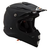 MX SPEED PLAIN MATT BLACK (6)