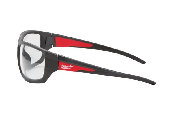 MILWAUKEE CLEAR PERFORMANCE SAFETY GLASSES