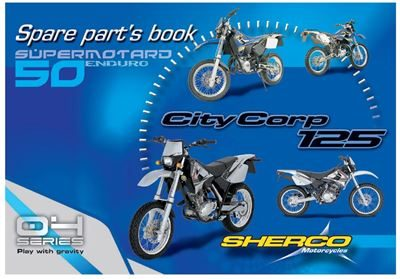 2004 HRD Parts Cover